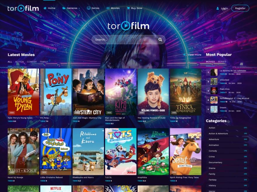 Torofilm – Movie Theme
