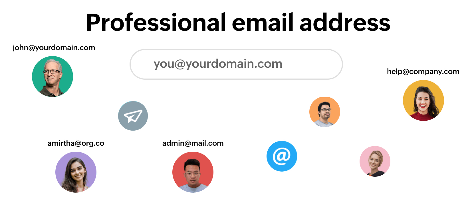 Get Professional (Business) Email On Gmail/Outlook